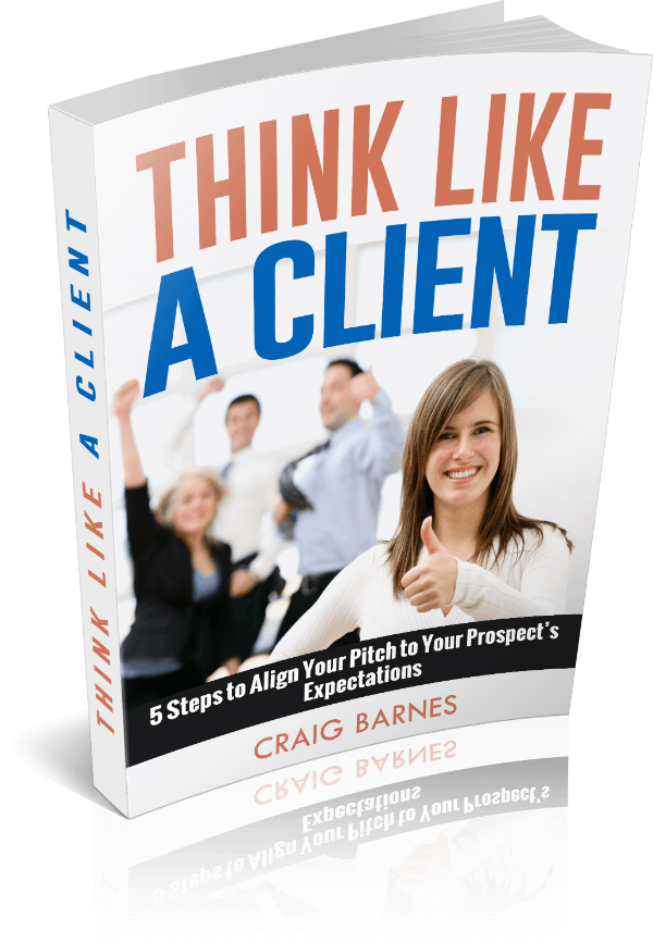 Think Like A Client Ebook Cover