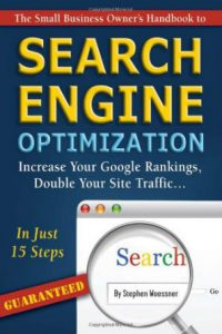 Search Engine Optimzation by Stephen Woessner
